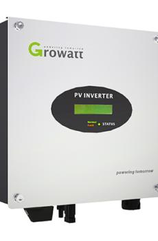 Inversor FV Growatt Monofasico 1MPPT 1500W 5 Años Garantía