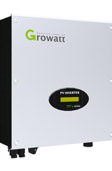 Inversor FV Growatt Monofasico 2 MPPT 3600W 5 Años Garantía
