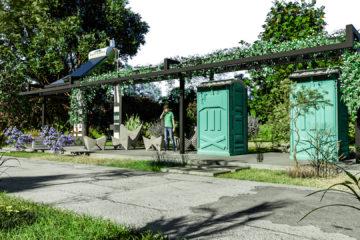 Estación sustentable EcoCities