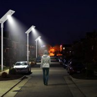 Prueba Luminaria Solar